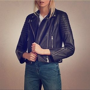 Brand New leather jacket from All Saints!